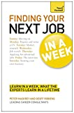img - for Finding Your Next Job in a Week (Teach Yourself) book / textbook / text book