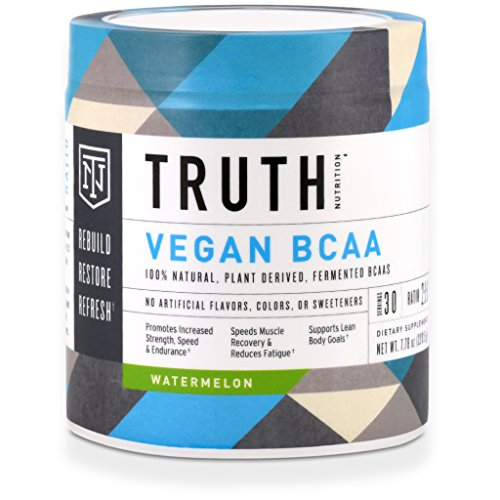 Truth Nutrition Naturally Fermented BCAA product image