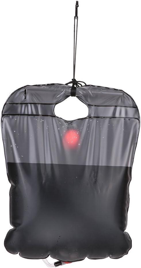 exterior ducha de camping para camping Ducha solar de camping de 10 litros ducha solar para exteriores ducha para perros Roeam jard/ín