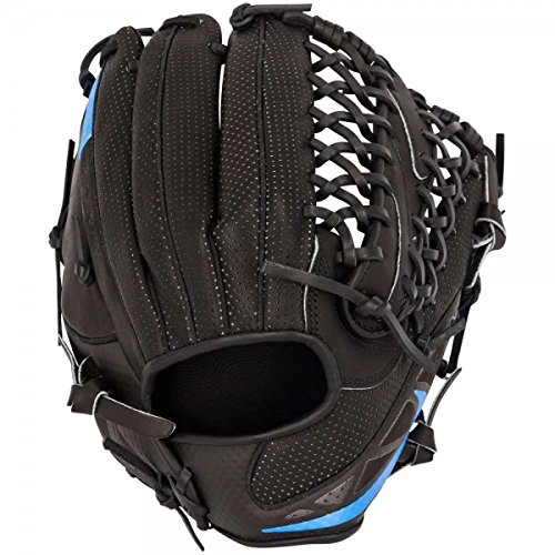 Nike MVP Prospect Post Fielding Glove Black/White/Photo B...