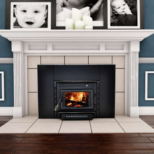 Review Vogelzang Colonial Wood Fireplace Insert Finest Fires