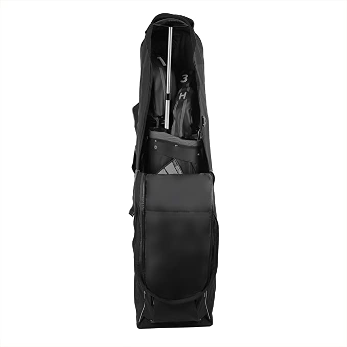 Amazon.com: Intech Crossbar Golf Bolsa de viaje Apoyo Rod ...
