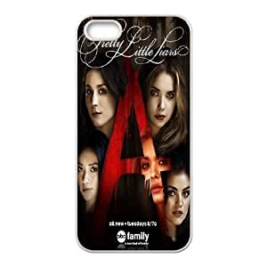 TV Shows Pretty Little Liars Hard Plastic phone Case Cover For Apple Iphone 5 5S Cases JWH9141001