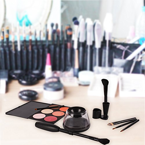 Makeup Brush Cleaner and Dryer Machine Muses,Clean and Dry All Makeup Brushes in Seconds with 2 Adjustable Speeds,Gift For Women, Mom, Girls, Her by Muses (Image #7)