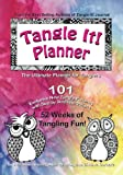 Tangle It! Planner (Volume 1)