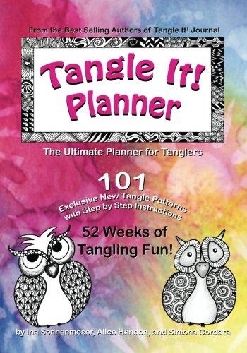 Tangle It! Planner (Volume 1)