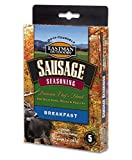 EASH9 Breakfast Sausage Seasoning Makes 5 lb Hunting Field Dressing Accessories