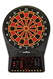 Arachnid Cricket Pro 900 Talking Electronic Dartboard with Soft Tip Darts, AC Adapter, and Operating Manual