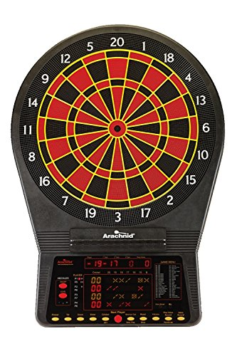 Arachnid bullshooter dart board manual.