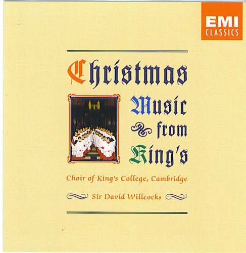 Price comparison product image Christmas Music From King's