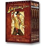The Adventures of Indiana Jones (Raiders of the Lost Ark / The Temple of Doom / The Last Crusade / Bonus Material)