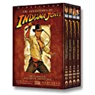 The Adventures of Indiana Jones: (Raiders of the Lost Ark / The Temple of Doom / The Last Crusade/Bonus Material)