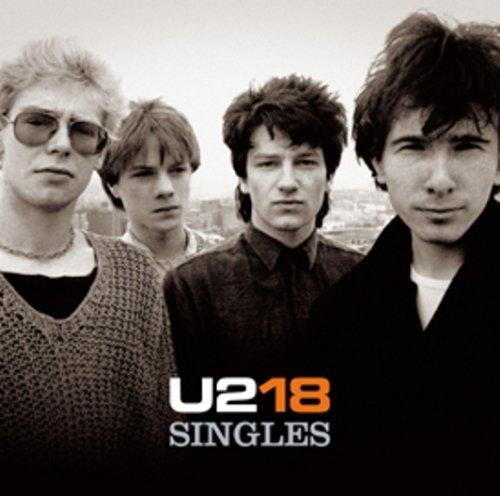 U2『18 Singles(DVD付限定盤)』