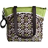 JJ Cole Mode Diaper Tote Bag, Cocoa Tree (Discontinued by Manufacturer)