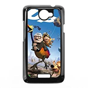HTC One X Phone Case Black Adventure Is Out There ZBC379901