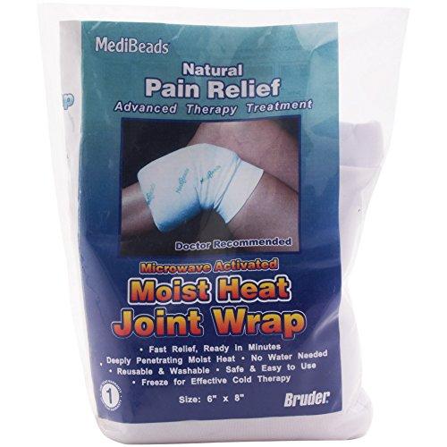 Medibeads Moist Heat Wrap - MediBeads Moist Heat Joint Wrap