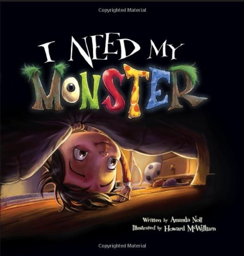 (I Need My Monster)