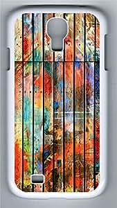 Samsung S4 Case Door PC Custom Samsung S4 Case Cover White