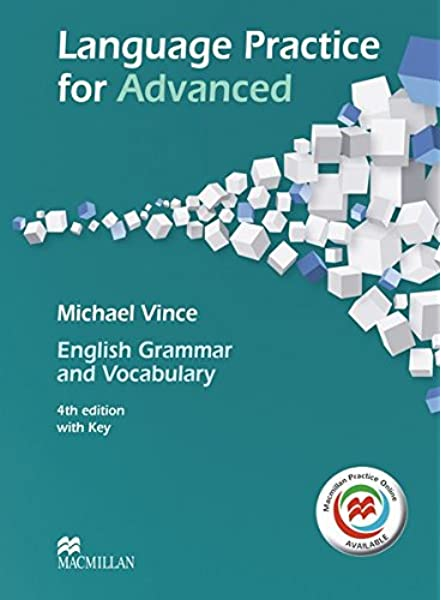 Language Practice for Advanced. Students Book with MPO and Key ...