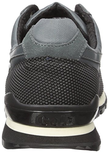 Gola Mens Ridgerunner Ii Fashion Sneaker Grigio / Nero