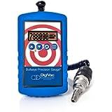 DigiVac BPG Bullseye Precision Gauge, Portable Hands-Free Micron Meter, Measures in 12 Vacuum Units (Inches of Hg, Torr…
