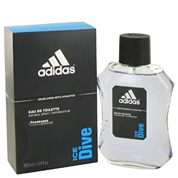 Adidas Ice Dive by Adidas – Eau De Toilette Spray 3.4 oz for Men