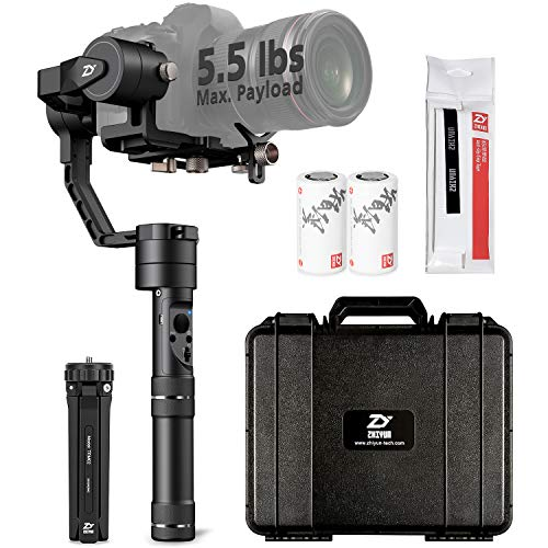 Zhiyun Crane Plus Handheld 3-Axis Gimbal Stabilizer for DSLR & Mirrorless Cameras