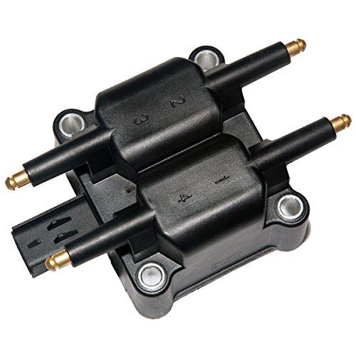 Dodge Neon Ignition Coil (Brand New Compatible Ignition Coil GN10142 IC49 IC523 IC530 88921267 UF410 for Dodge Eagle Mitsubishi Plymouth 1.6L 2.4L L4 UF189 UF-183 UF-403)