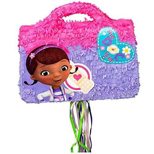 Disney Junior Doc McStuffins Doctor Bag 3D Pull-String -