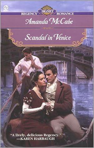 Scandal in Venice (Signet Regency Romance)