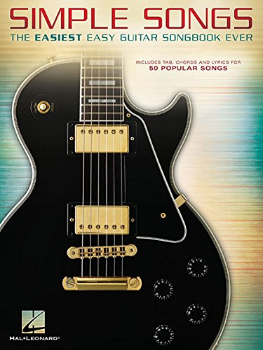 Tab Songbook Blues Guitar - Simple Songs: The Easiest Easy Guitar Songbook Ever