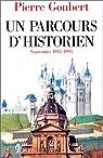 Un parcours d'historien par Goubert