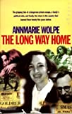 Front cover for the book THE LONG WAY HOME by AnnMarie Wolpe
