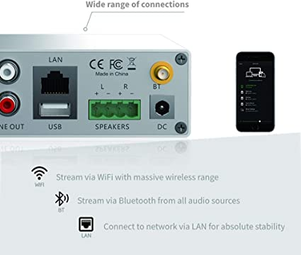 can you play a hi fi smp through sonos speaker