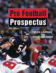 Pro Football Prospectus: 2003 EDITION