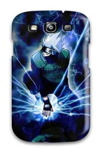 Anti-scratch And Shatterproof Naruto #30851 Phone Case For Galaxy S3/ High Quality Tpu Case