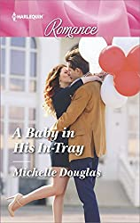 A Baby in His In-Tray (Harlequin Romance)
