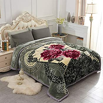 JML Heavy Korean Style Mink Fleece Blanket 85