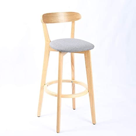 Wondrous Amazon Com Wl Stool Wooden Bar Stools Counter Height Fixed Ocoug Best Dining Table And Chair Ideas Images Ocougorg
