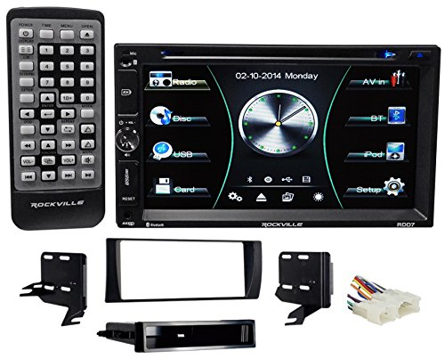 DVD/iPhone/Bluetooth/Android Receiver Stereo Radio For 2002-