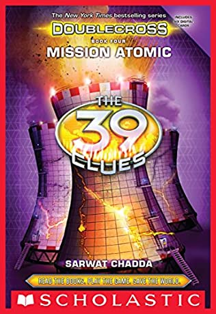 book cover of Mission Atomic