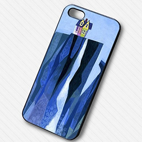 House on waterfall pour Coque Iphone 7 Case J6Q8EQ
