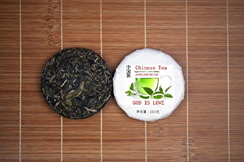 Pu erh black tea, Highest grade fermented puer tea 600 grams tea cake bamboo box packing