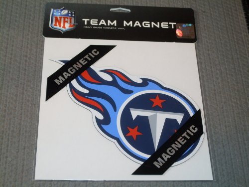 Tennessee Titans Car Magnet - 1