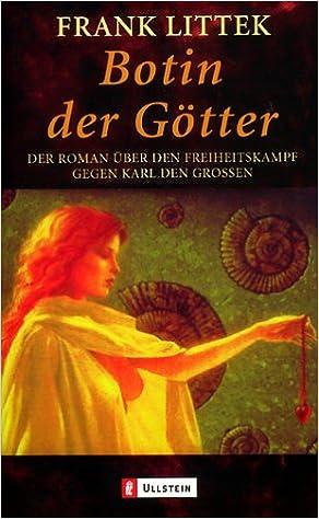 Botin der Götter : Frank Littek: 9783548250137: Amazon com