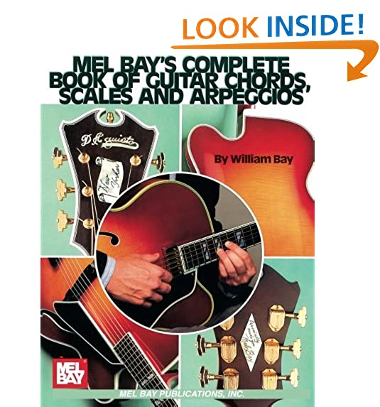 Mel Bay Guitar Books Amazon