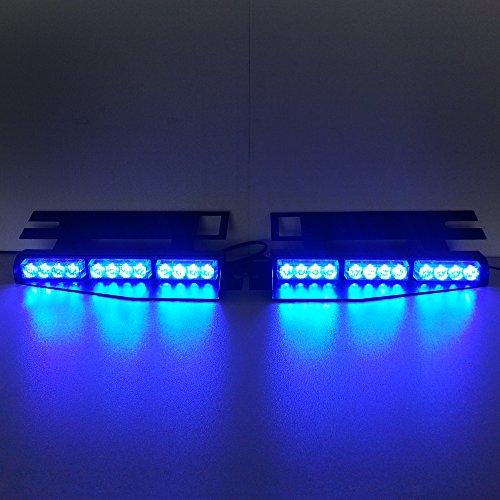 visor blue lights - 6