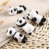 Wall of Dragon Storage Trays Cute Panda ceramic chopsticks holder chopsticks care household utensils Japanese creative animal storage tray