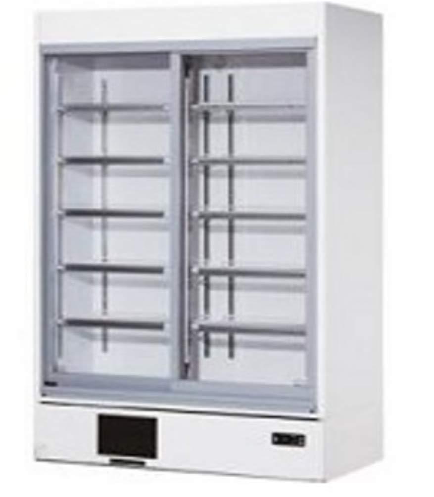 大和冷機 リーチインショーケース (ホワイト)  ホワイト B07N4HTD8F
