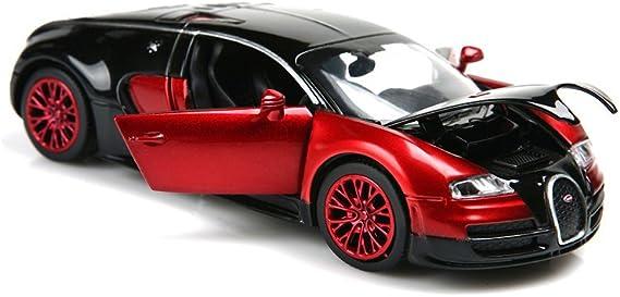 ZHFUYS 1:32 Bugatti Veyron diecast car